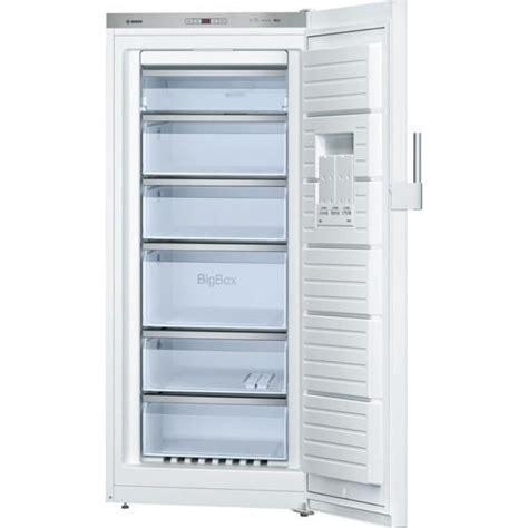 congelateur armoire liebherr froid ventilé bosch gsn51aw31 cong 233 lateur armoire 286l froid