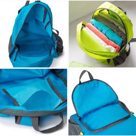 Tas Ransel Backpack Travel Ombg3odb tas ransel lipat travel backpack green jakartanotebook