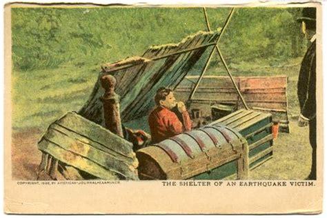 san francisco shelter california san francisco earthquake shelter 1906