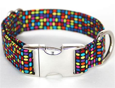Handmade Pet Collars - flying collars try handmade