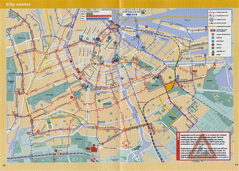 where is amsterdam on the map maps of amsterdam detailed map of amsterdam in