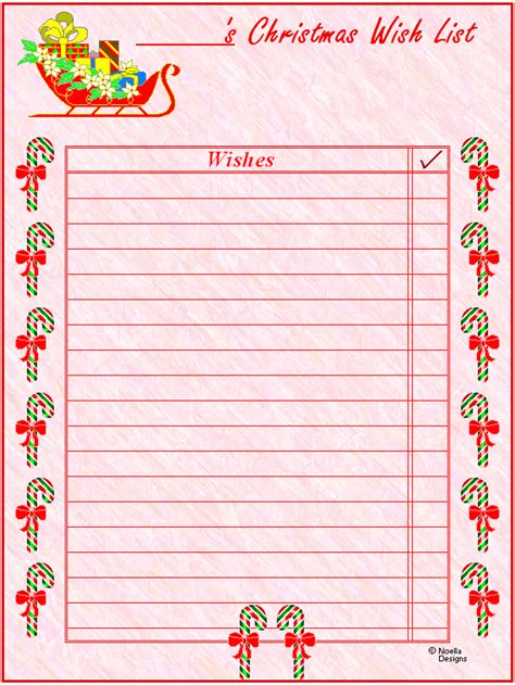 wish list template free 5 best images of printable wish list form boys