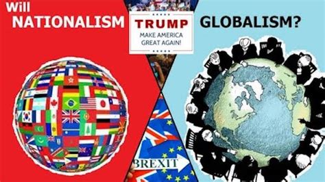 Donald Trump Home by Nationalism Vs Globalism What Route Should The World Take