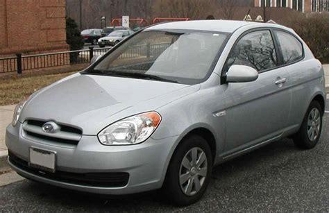 2009 Hyundai Accent Mpg by 2009 Hyundai Accent Gs 2dr Hatchback 1 6l Manual