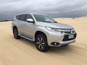 Mitsubishi Pajero Sport 2016 Mitsubishi Pajero Sport Review Caradvice