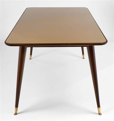 italian dining room tables mid century modern italian dining room table for sale at 1stdibs