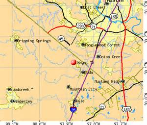 hays tx 78610 profile population maps real