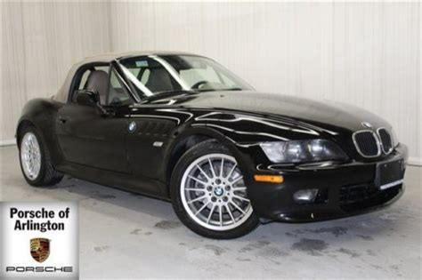 how cars run 2001 bmw z3 free book repair manuals sell used 2001 bmw z3 3 0i 5 speed black clean low miles convertible power seat in arlington