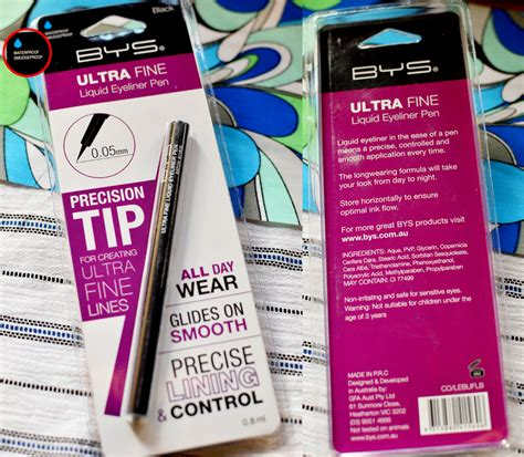 tattoo pen kmart this and that from dannchu review bys ultra fine liquid