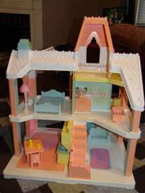 playschool doll house playskool doll house loved this thing my parents still have it at their house for