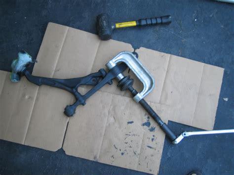 Bush Arm Crv 2003 2007 Civic 2001 2005 how to front lower arm bushing replacement lca honda tech honda forum discussion