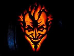 creepy batman arkham asylum joker jack o lantern pic global geek news