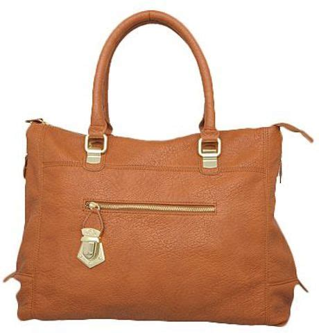 Steve Madden Tote Bags For by Steve Madden Bsocial Sm Tote Bag In Brown Lyst