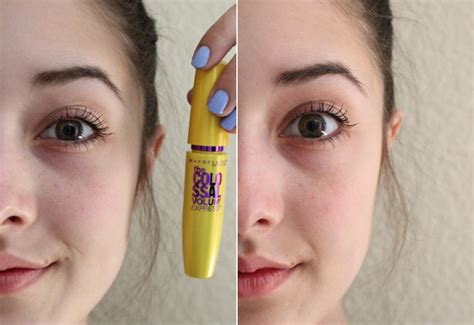 Maybelline The Colossal Volum Express Mascara Expert Review by Maybelline Colossal Volum Express Mascara Nap Proof