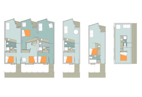 gallery of brookvale park tristan juliana 26 microflat piercy company plan showing microflat options