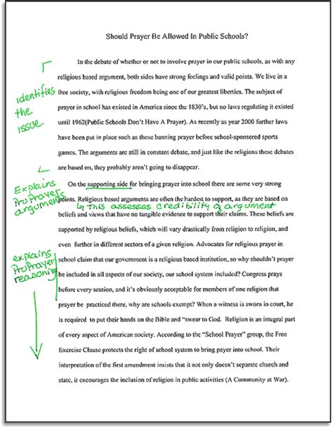Classical Essay by Classical Model Of Argument Essay Exles Essay For You