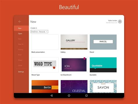 Microsoft Powerpoint Android Apps On Google Play Power Point