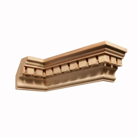 Timber Cornice Moulding C772 Southern Yellow Pine Cornices Wrp