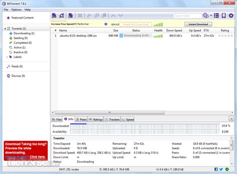 download torrents download torrent torrent tracker bittorrent 7 10 3 build 44397 download for windows