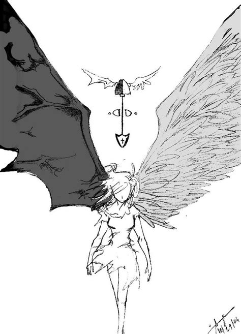 anime demon drawings 16 best images about angels and demons on pinterest