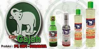 Minyak Kayu Putih Cap Gajah 60 Ml yanda babyshop baby cosmetic
