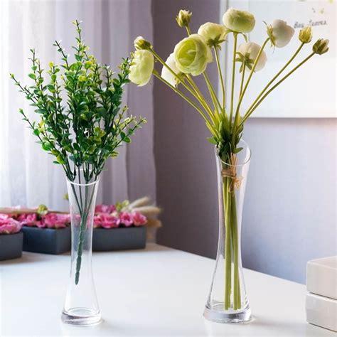 fiori vetro vasi in vetro vasi materiale vaso
