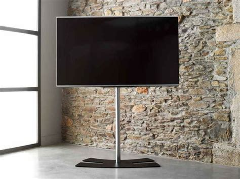 tv gestell rollen meuble d angle tv de style contemporain et moderne