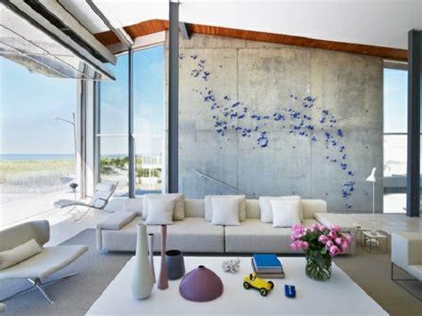 flur gestalten betonoptik wandfarbe mit betonoptik w 228 nde aus beton