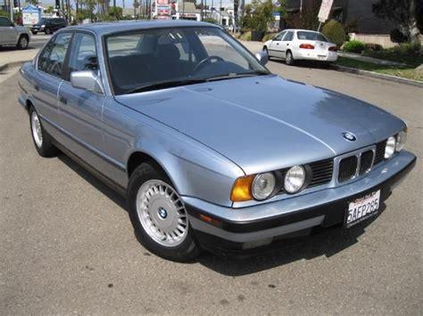 bmw e34 1990 1990 bmw 525i 5 series e34 5 speed manual classic bmw 5