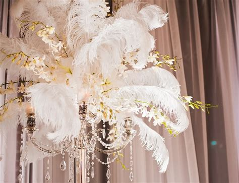 feathers wedding centerpieces ostrich feathers 18 quot 22 quot wedding centerpieces