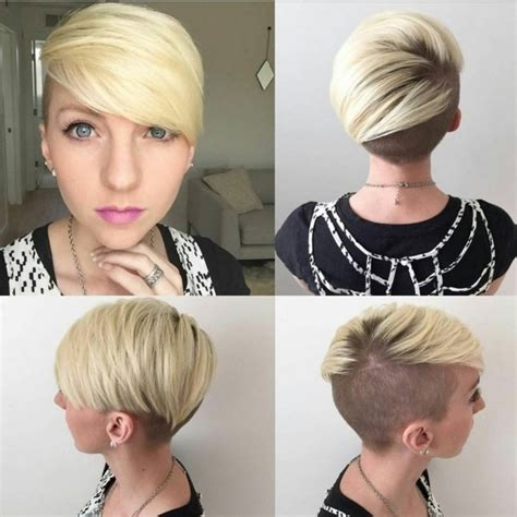 pixies shaved sides back top all but bangs 55 trendy long pixie cut ideas forever young