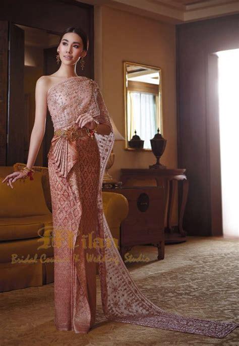 Thai Wedding by 267 Best Thai Wedding Dress Images On Thai