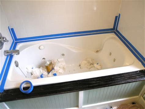 caulking bathtub dover projects how to caulk a bathtub
