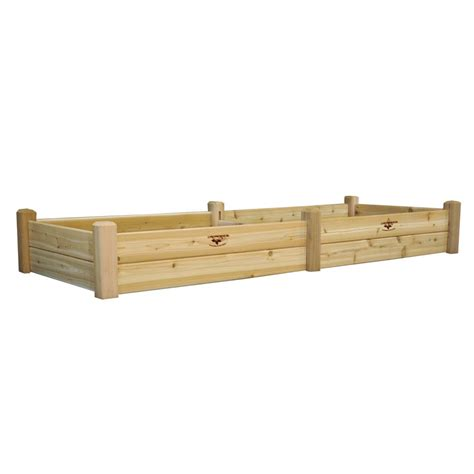 Home Depot Raised Bed by Gronomics Raised Garden Bed 34x95x13 The Home Depot Canada