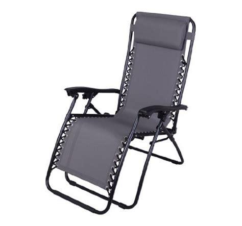 anti gravity lounge chairs outsunny zero anti gravity lounge chair folding patio