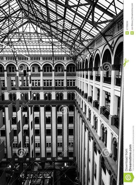 interior architecture    post office