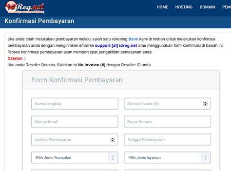 cara membuat website email sendiri cara membuat website sendiri idreg