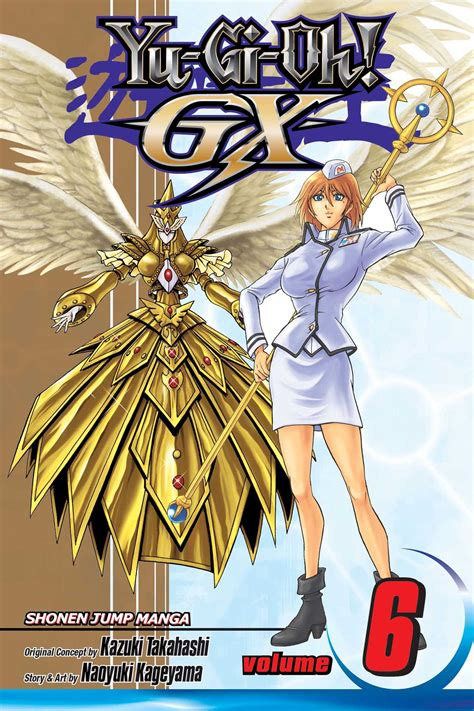 Komikmanga Yugioh Vol 1 2 6 yu gi oh gx vol 6 book by naoyuki kageyama official publisher page simon schuster canada