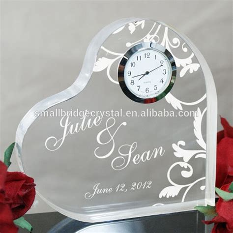 Wedding Gift Amount Canada by 2d Laser Engraved Wedding Souvenirs Buy Wedding