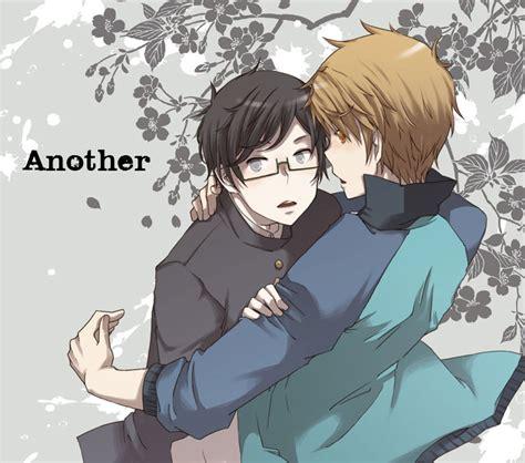 anime bl another bl yaoi fan art 33684957 fanpop