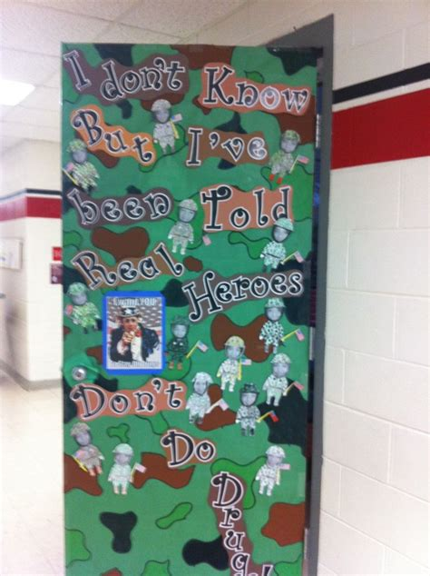 themes in story of the door 17 best images about army themed classroom on pinterest