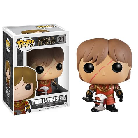 Funko Of Thrones Tyrion Battle Axe of thrones funko pop a list of all available characters