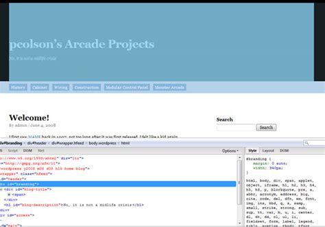 editor theme header tutorial for editing your wordpress theme headers