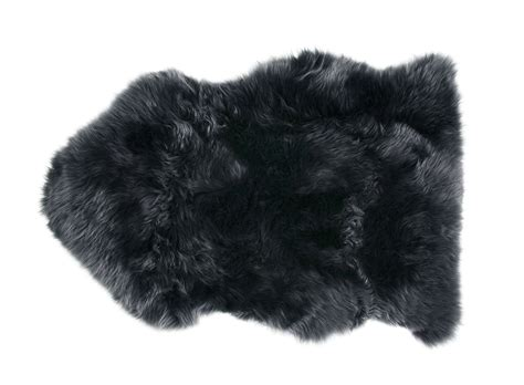 gray fur rug fibre by auskin sheepskin rug premium steel gray ultimate sheepskin