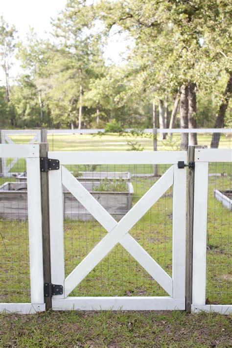 simple diy garden fence ideas   build