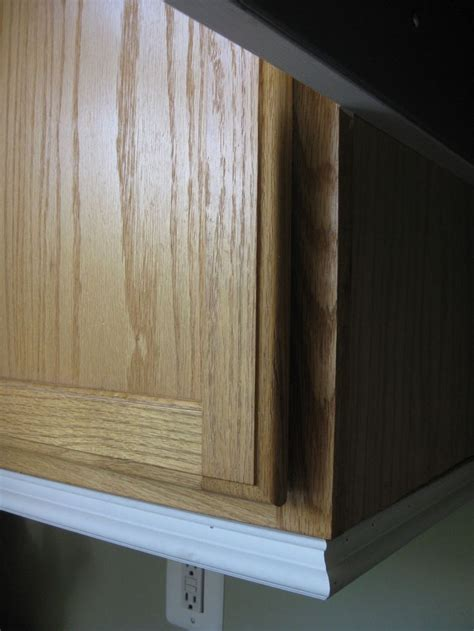 adding molding to kitchen cabinets adding moldings to your kitchen cabinets cabinets