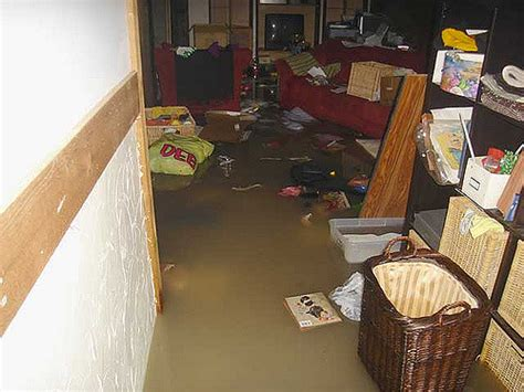 how to handle a sewage backup in the basement servicemaster
