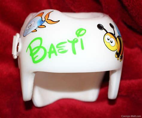 Helm Aufkleber Helmtherapie by Basti Und Seine Kopforthese Alles 252 Ber Seine