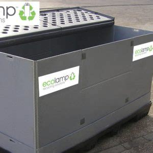 fluorescent l recycling boxes fluorescent tube recycling fluorescent l collection