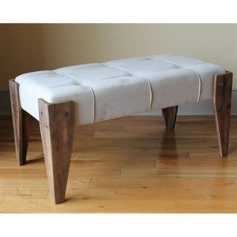 Vanity Legs Wood by Fabric Vanity Bench With Wood Legs 47b 12a12